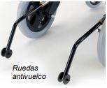 Ruedas antivuelco Breezy Premium