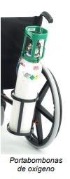 Breezy Premium / Style oxygen bottle holder