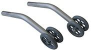 Duo / Giro anti-roll wheels