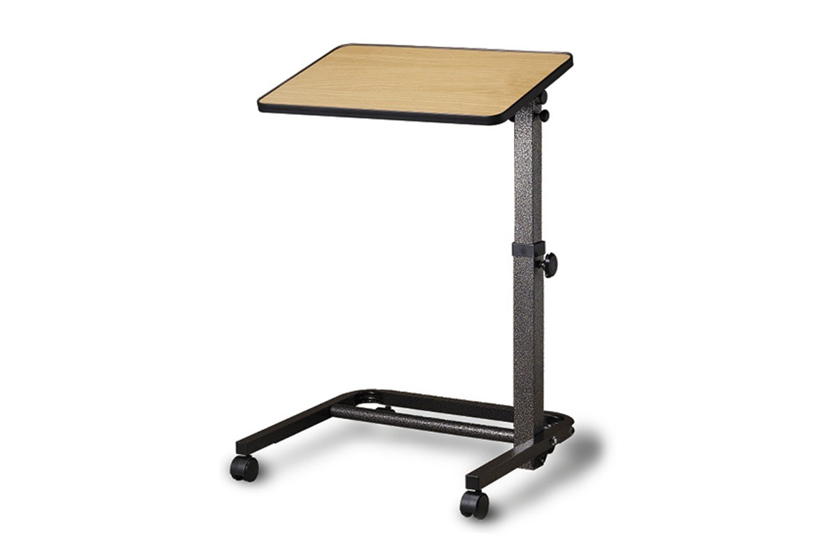 Milano hydraulic bed table