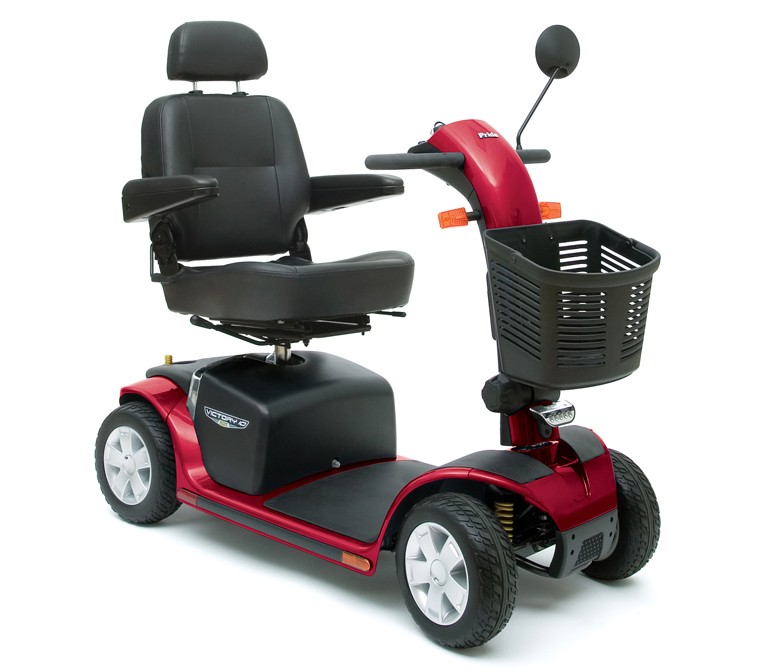 Victory 10DX portable mobility scooter