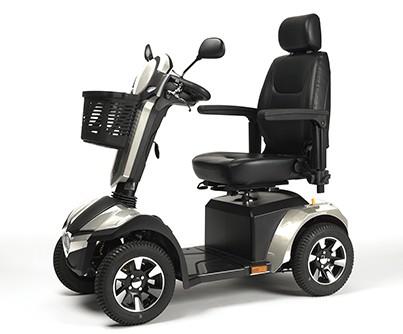 Vermeiren Mercurius 4 LTD heavy duty mobility scooter