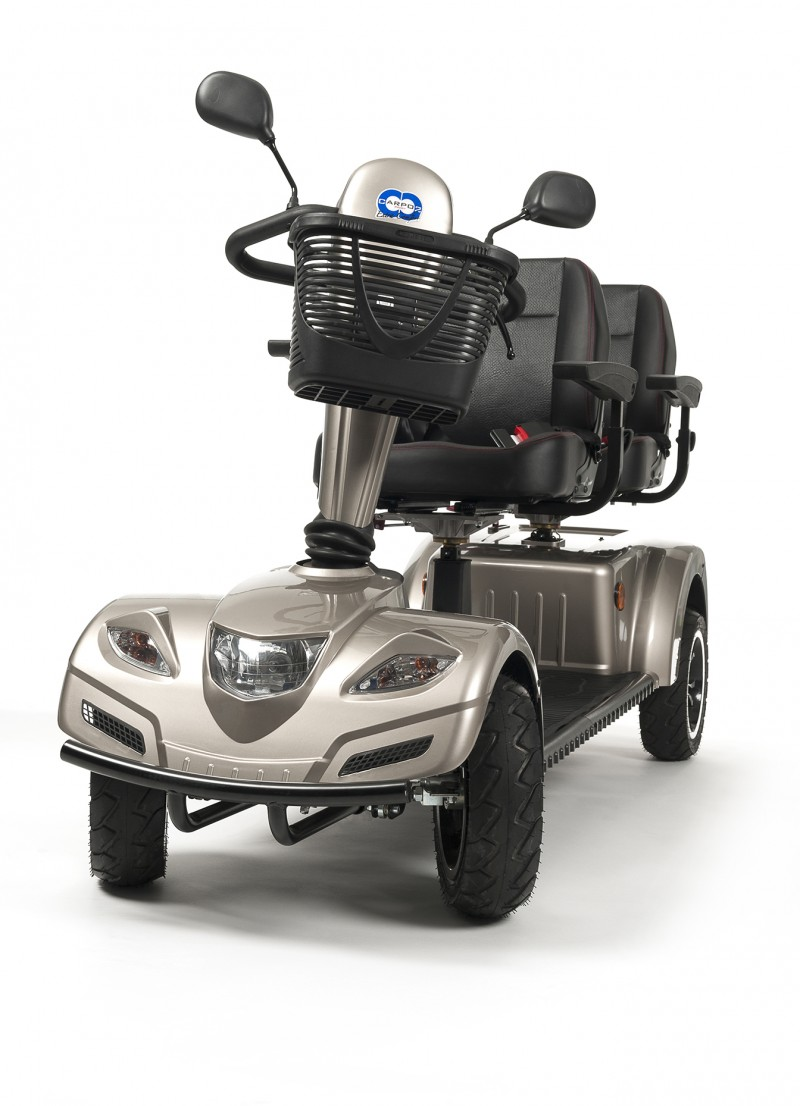 Vermeiren Carpo Limo double-seater mobility scooter
