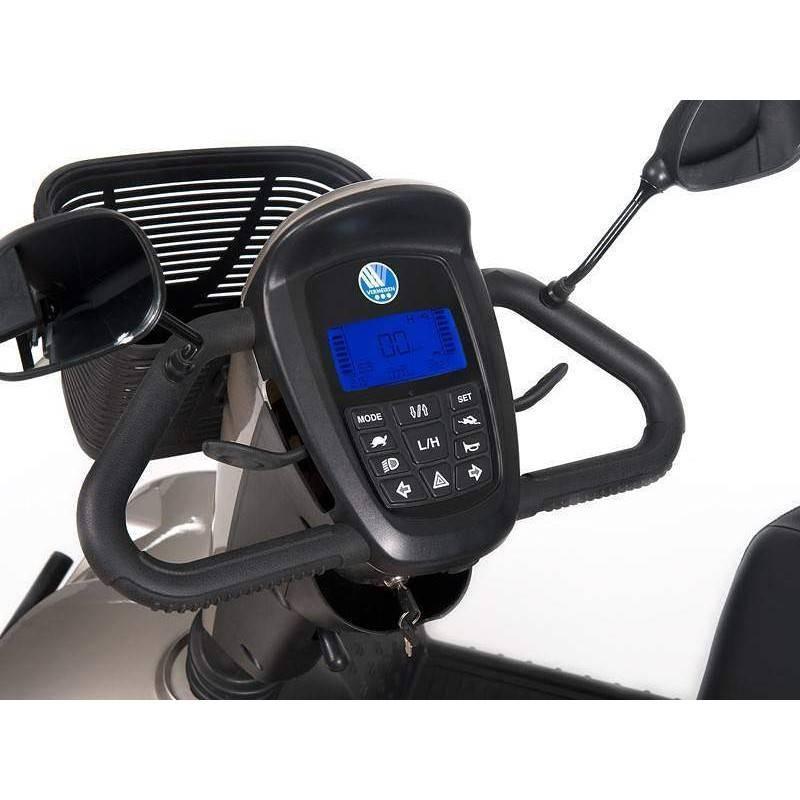 Vermeiren Carpo Limo scooter de movilidad doble