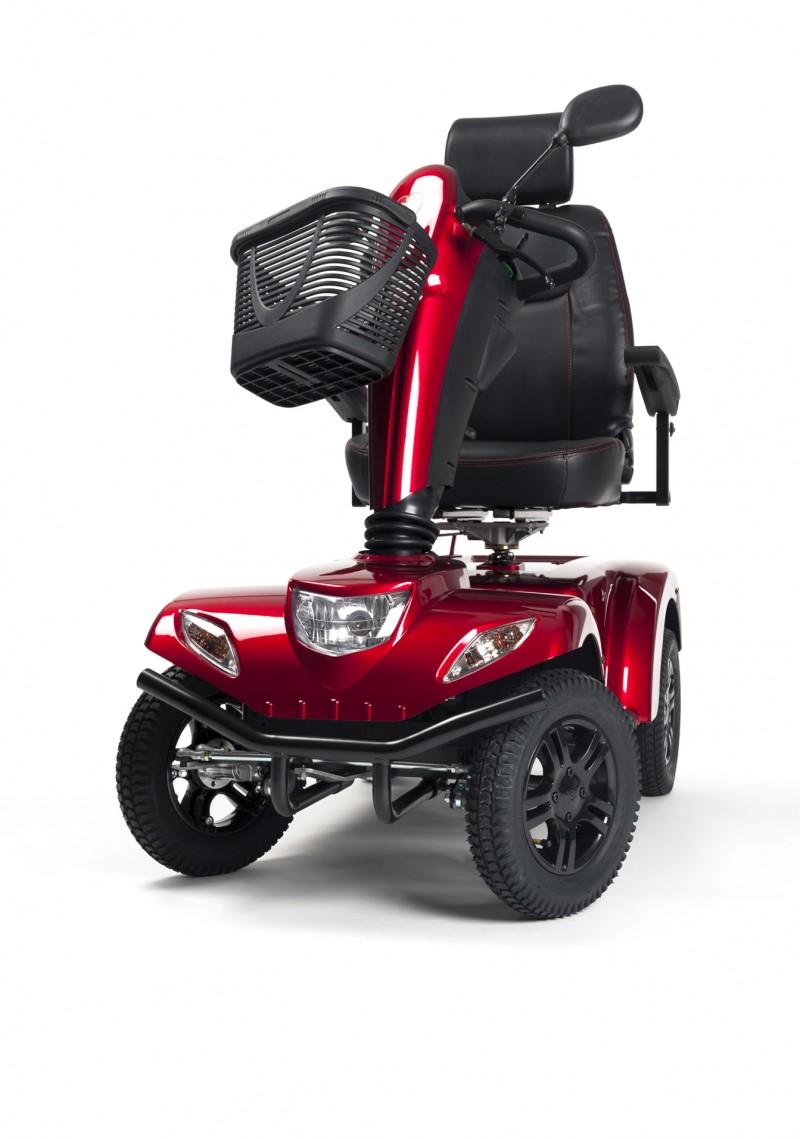 Vermeiren Carpo 2 XD SE heavy duty mobility scooter