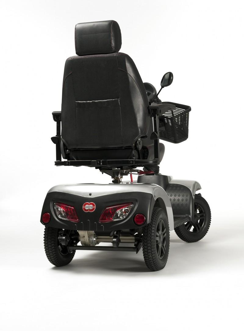 Vermeiren Carpo 2 SE heavy duty mobility scooter