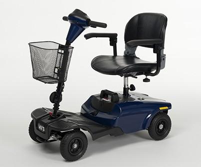 Vermeiren Antares scooter eléctrico plegable