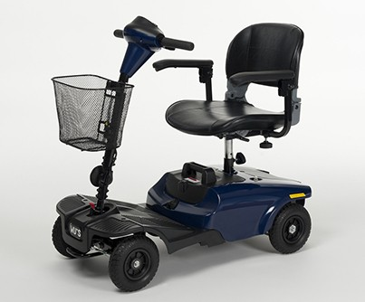 Vermeiren Antares portable mobility scooter
