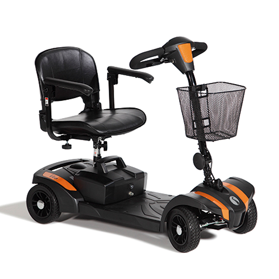 Veo scooter de movilidad desmontable