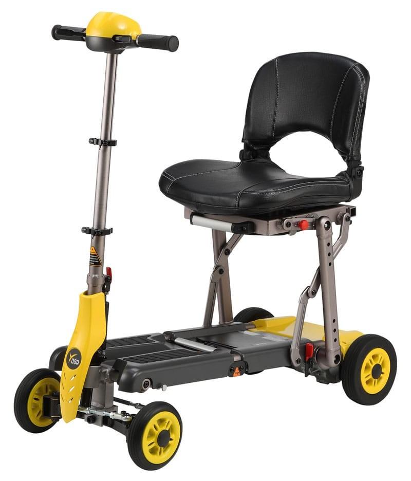 Teyder Yoga folding mobility scooter