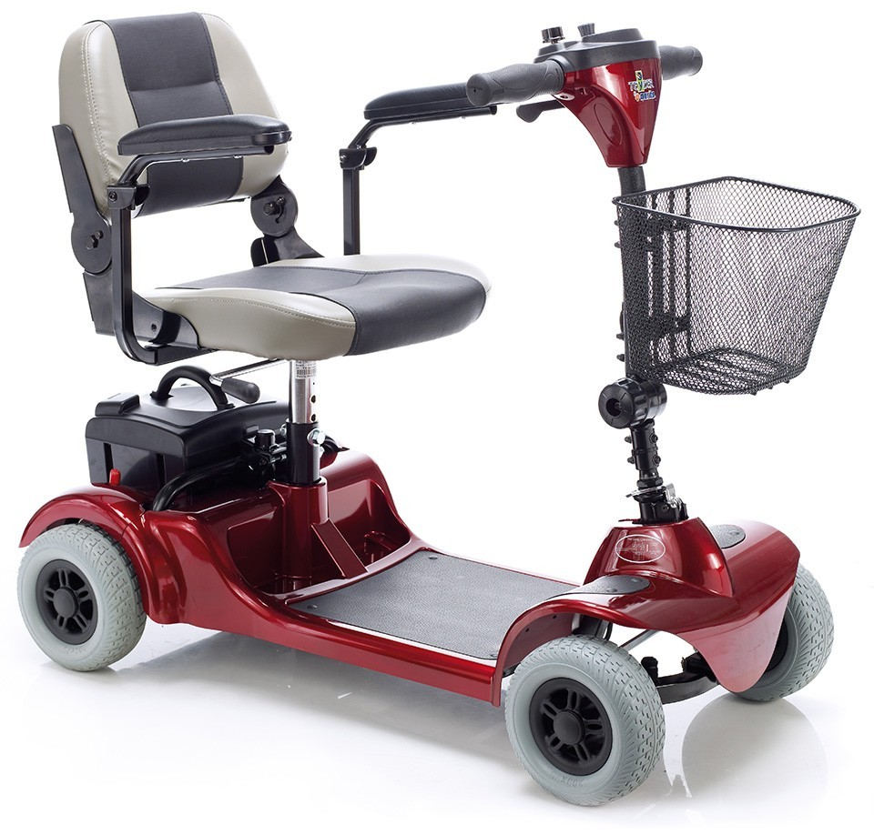 Teyder Lemans scooter eléctrico desmontable