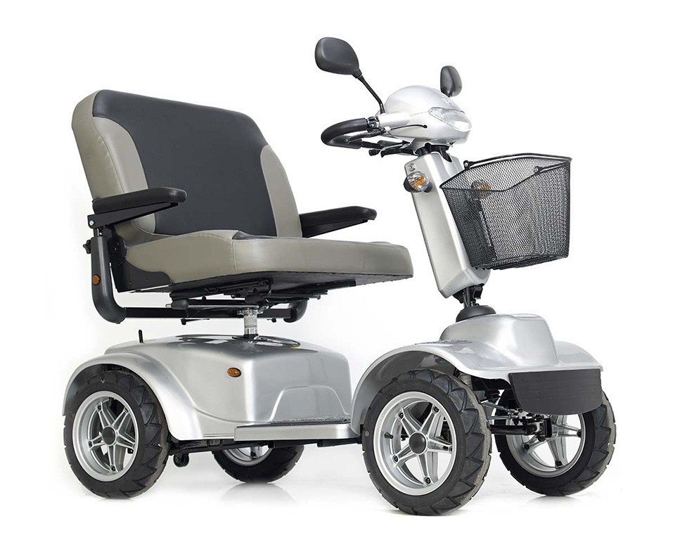 Teyder Dakar Duo bariatric mobility scooter