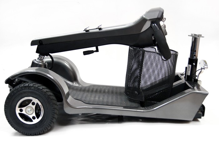 Sterling Sapphire 2 scooter eléctrico desmontable