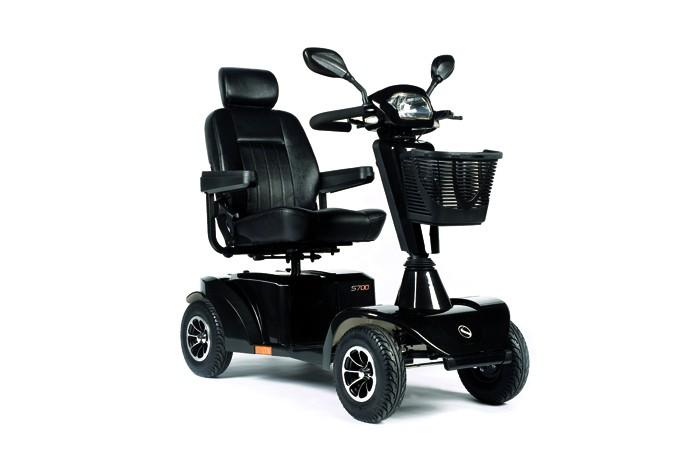 Sterling S700 scooter de movilidad potente