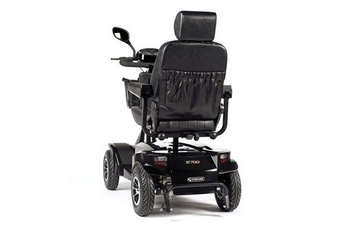 Sterling S700 heavy duty mobility scooter