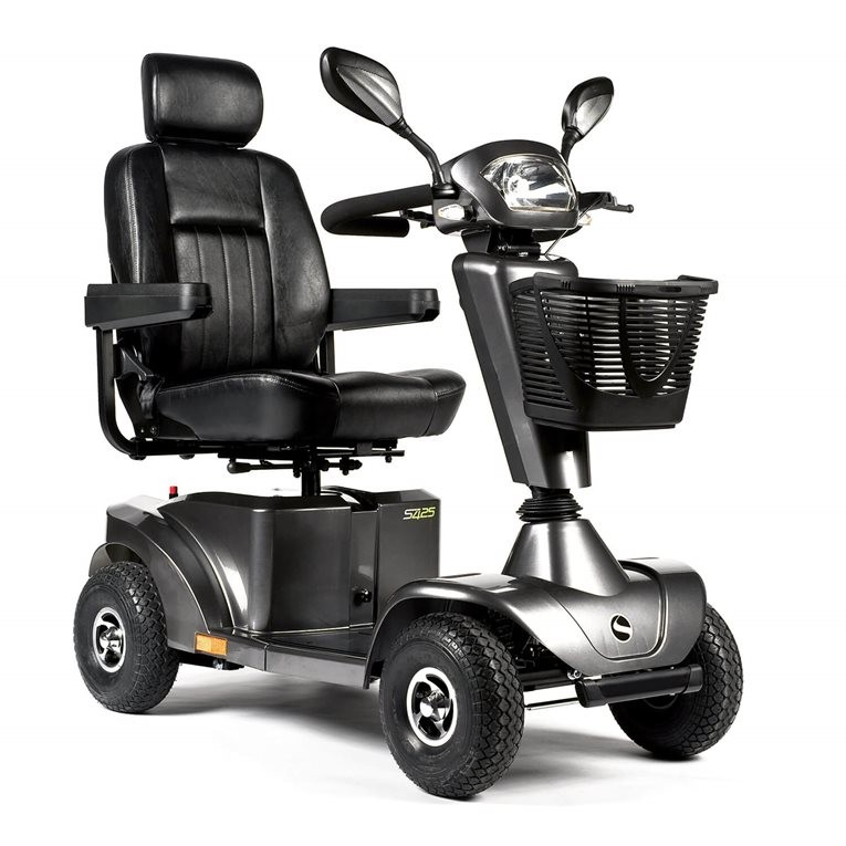 Sterling S425 scooter movilidad tamaño medio