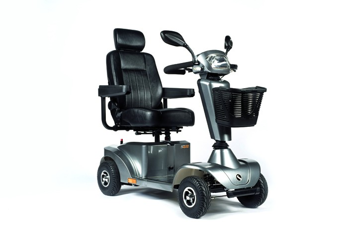 Sterling S400 scooter eléctrico desmontable