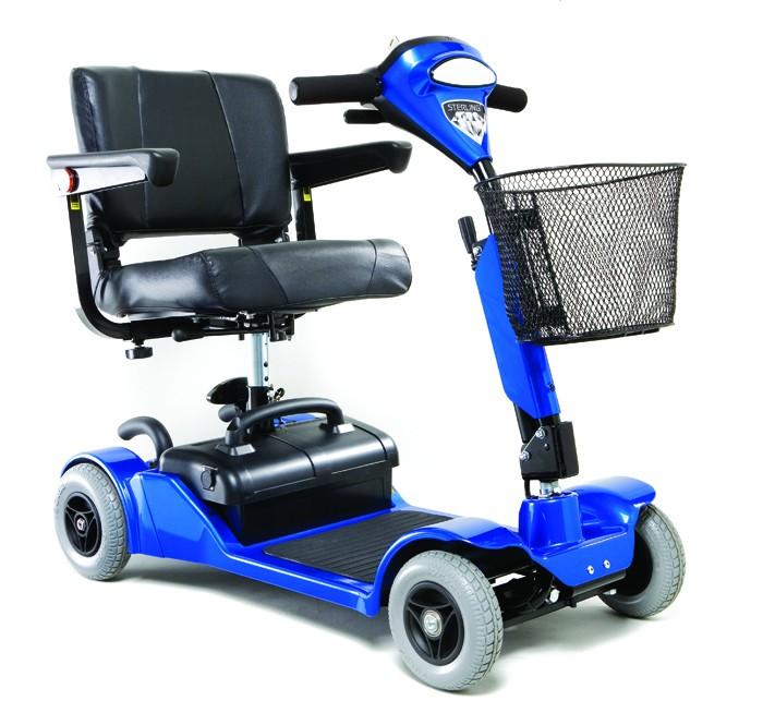 Sterling Little Gem 2 portable mobility scooter