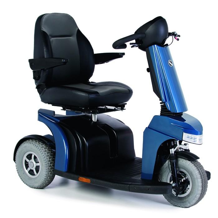 Sterling Elite 2 XS scooter de movilidad potente