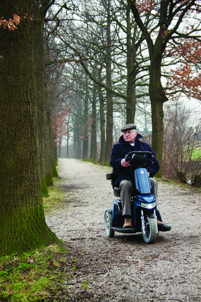 Sterling Elite 2 Plus heavy duty mobility scooter