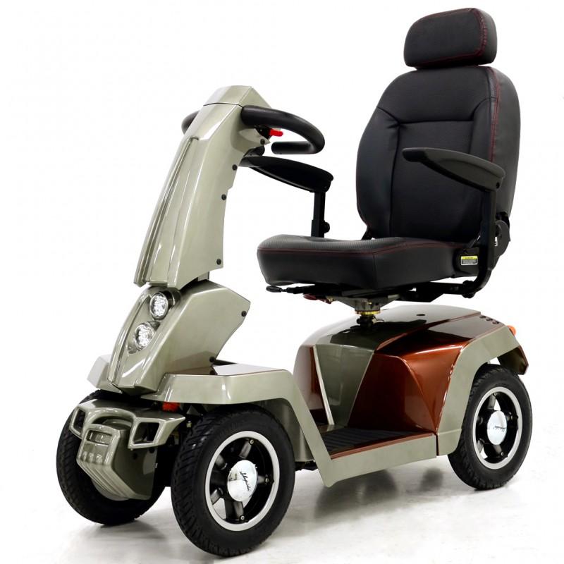 Shoprider TE-9AS Suiza scooter de movilidad grande