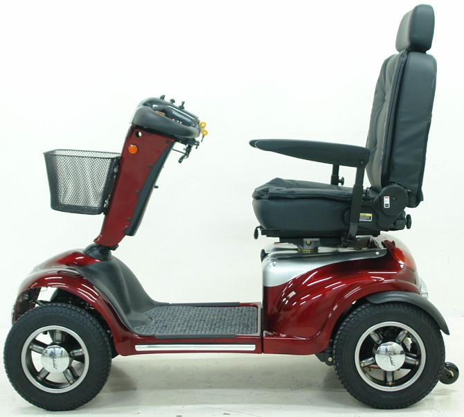 Shoprider TE-889 4x4 Luxury heavy duty mobility scooter