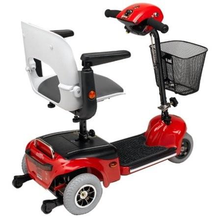 Shoprider Belgica scooter desmontable estrecho