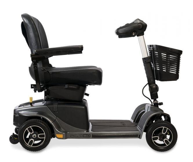 Pride Revo 2.0 scooter de movilidad desmontable mediano