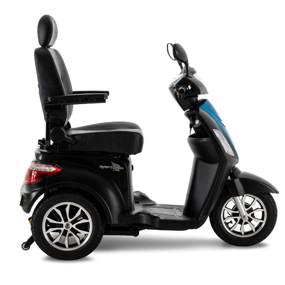 Pride Raptor heavy duty mobility scooter