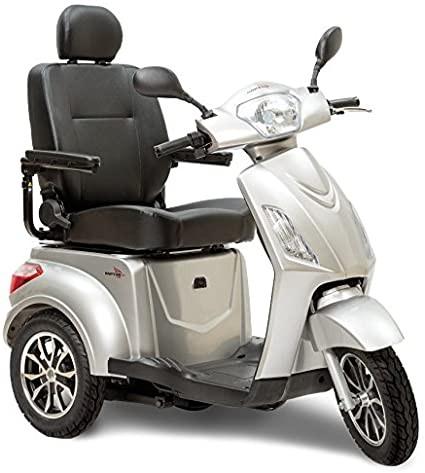 Pride Raptor scooter de movilidad altas prestaciones