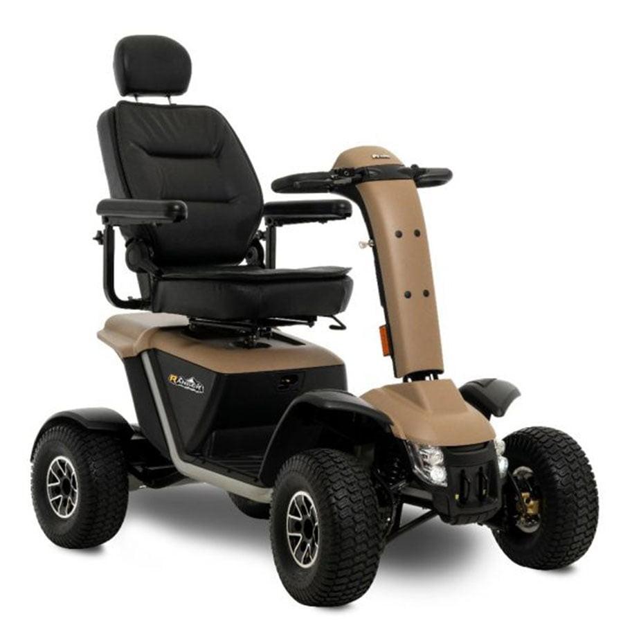 Pride Ranger scooter de movilidad todoterreno