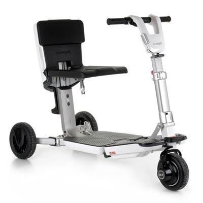 Moving Life Atto scooter de movilidad plegable
