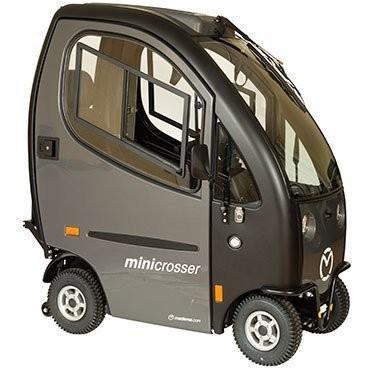 Mini Crosser M1 4W Cabina scooter de movilidad todoterreno