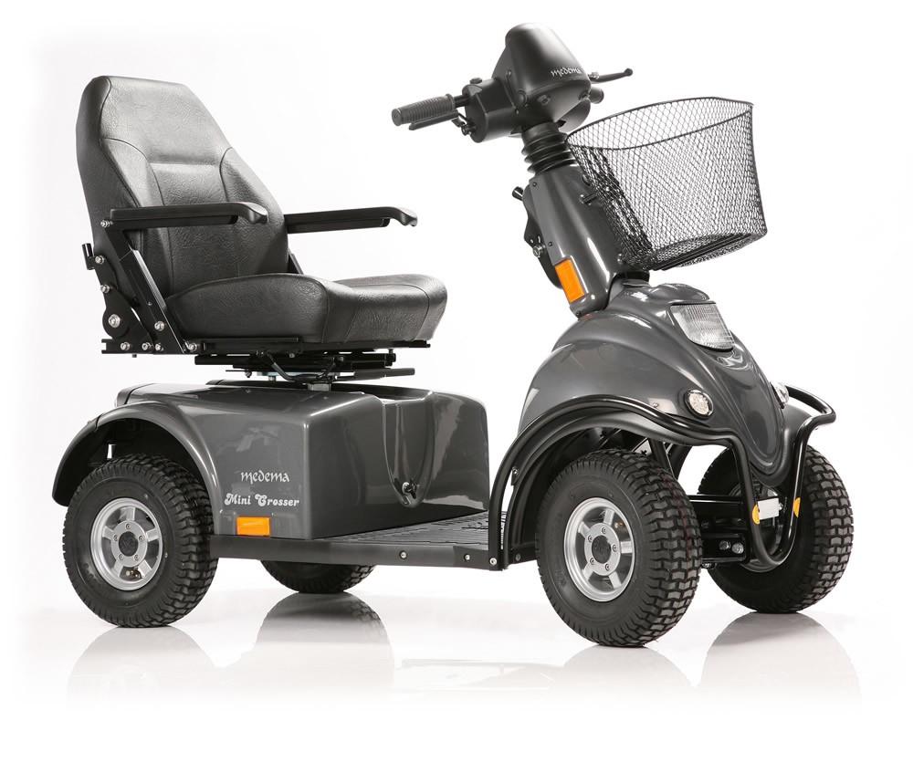 Mini Crosser M1 4W all terrain mobility scooter