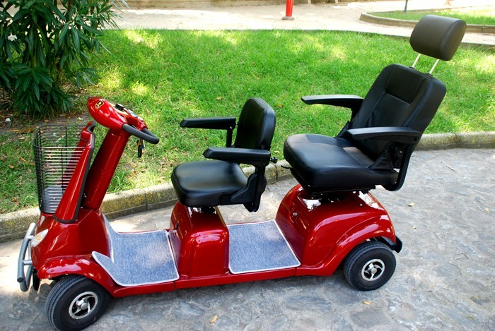 Marshell Two Seater mobility scooter
