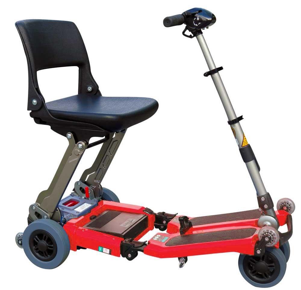 Luggie Estandar scooter eléctrico plegable ligero