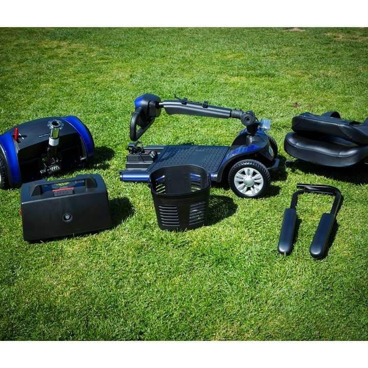 Libercar Vento portable mobility scooter