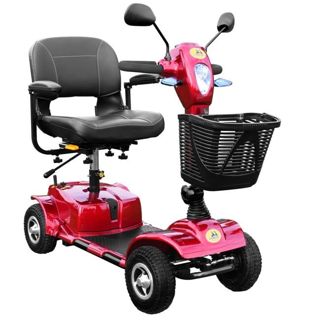 Libercar Urban scooter eléctrico desmontable