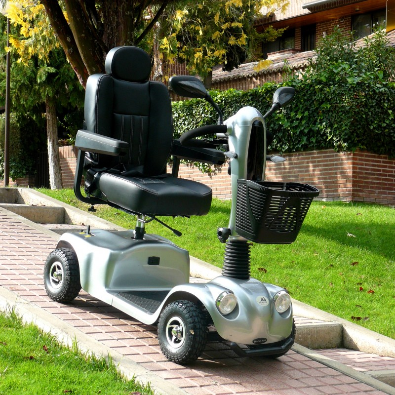 Libercar Grand Classe heavy duty mobility scooter
