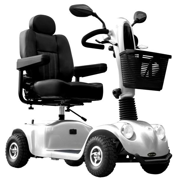 Libercar Grand Classe scooter de movilidad grande