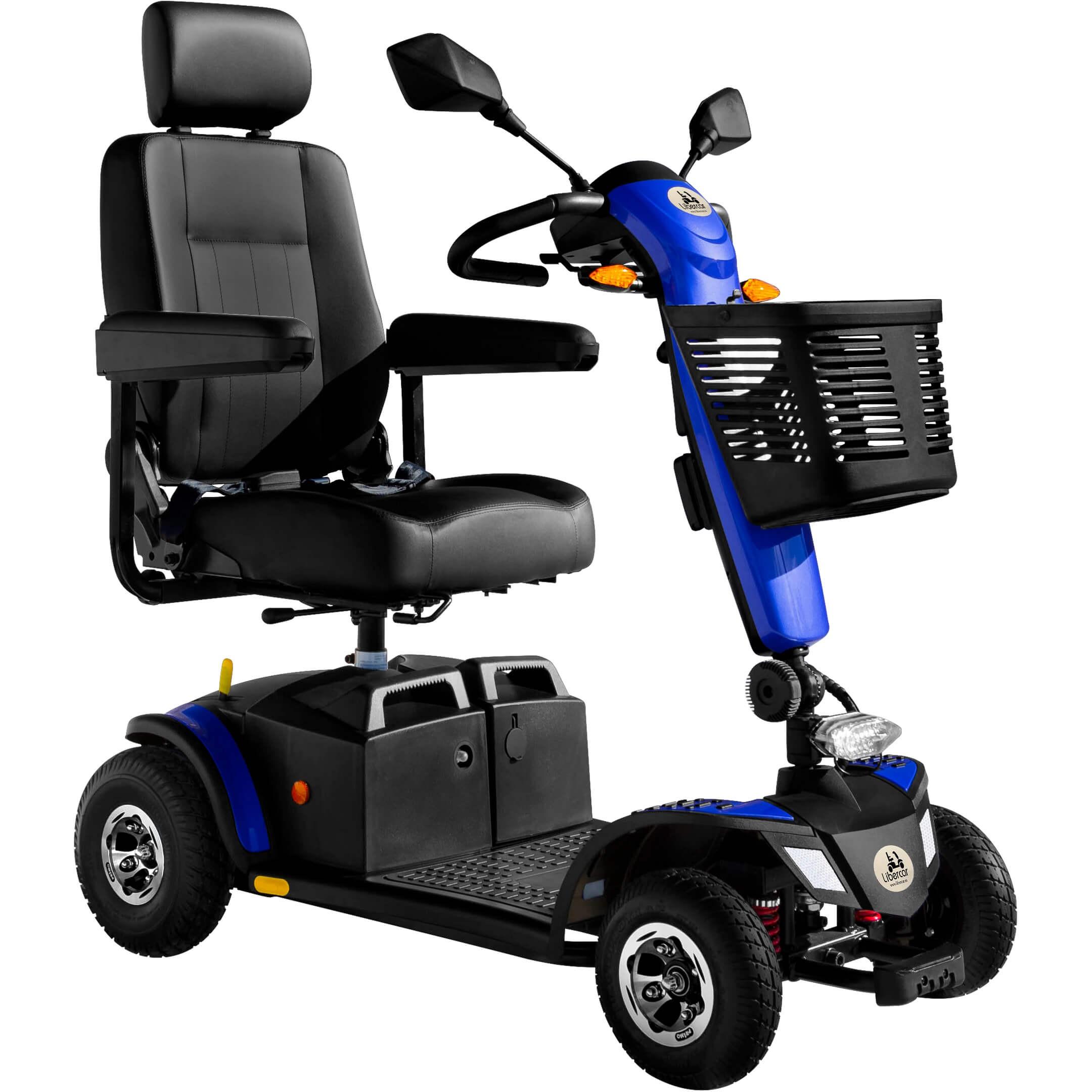 Libercar Dolce Vita scooter eléctrico desmontable