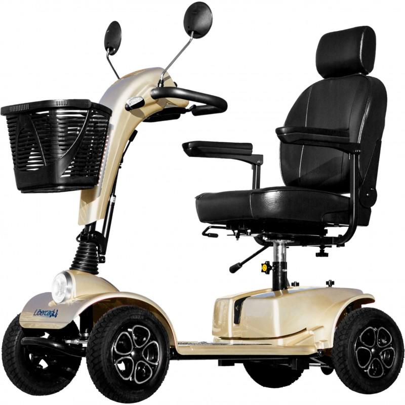 Libercar Cruiser scooter de tamaño mediano
