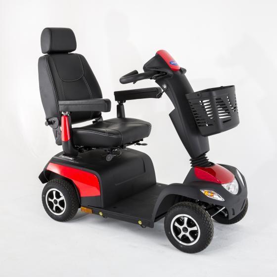 Invacare Orion Metro scooter eléctrico tamaño grande