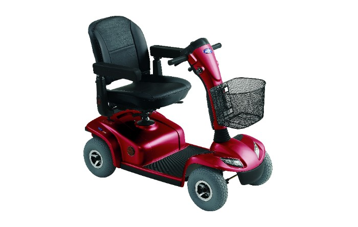 Invacare Leo portable mobility scooter