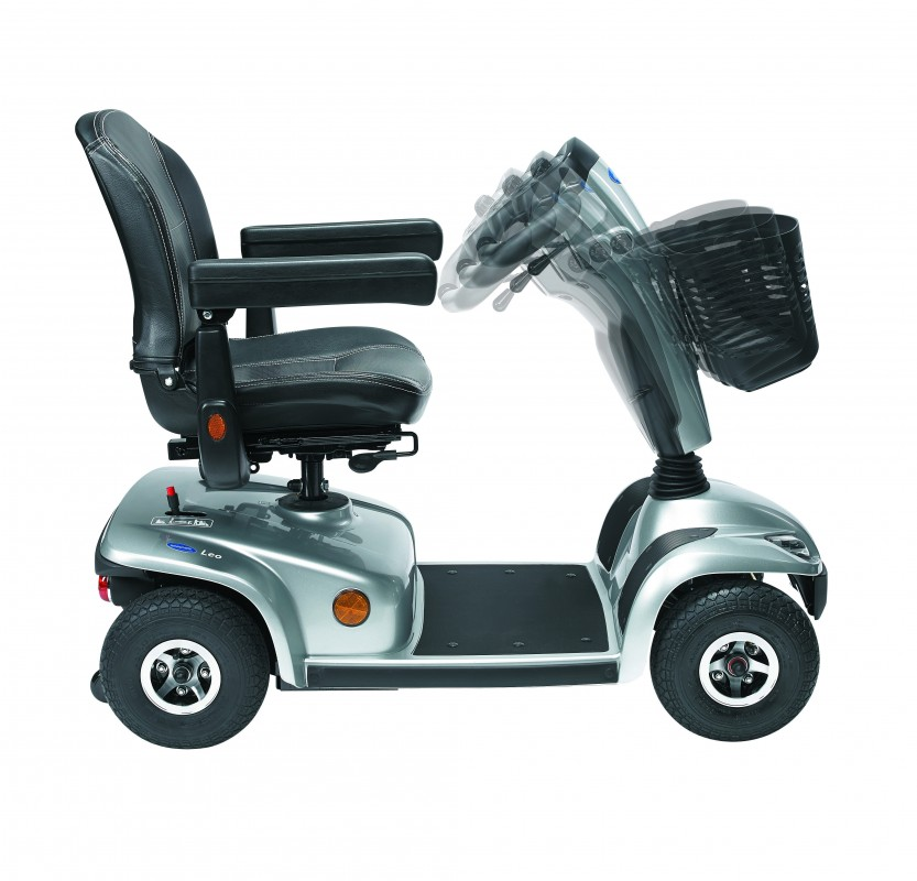 Invacare Leo scooter eléctrico desmontable