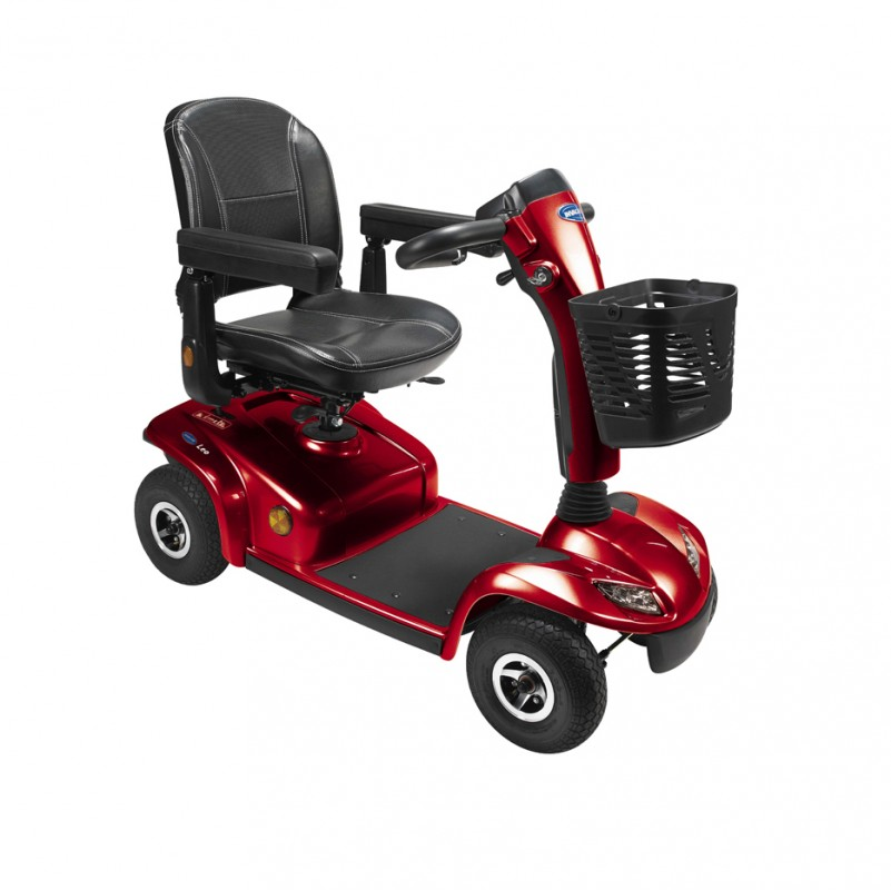 Invacare Leo scooter eléctrico desmontable