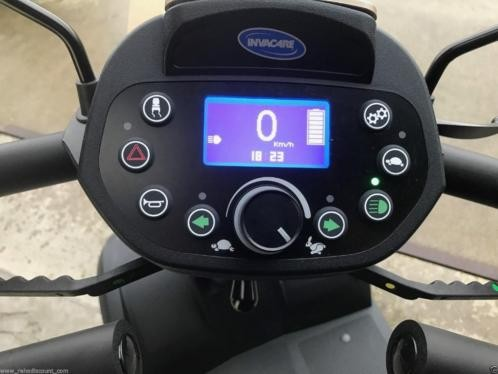 Invacare Comet Ultra bariatric mobility scooter