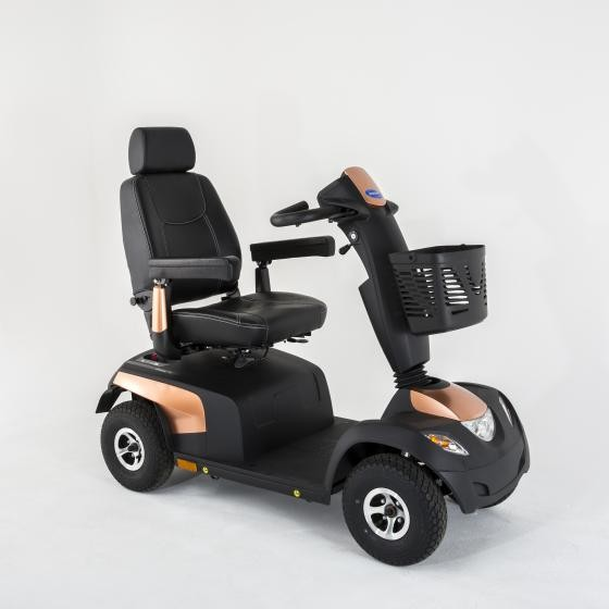 Invacare Comet Pro heavy duty mobility scooter