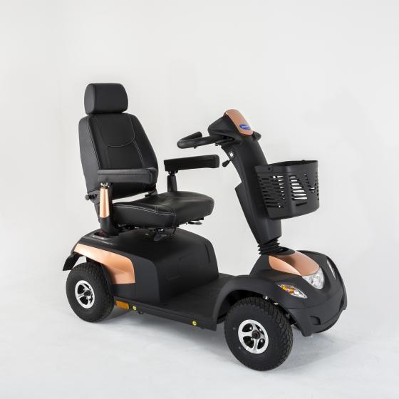 Invacare Comet Pro scooter de movilidad altas prestaciones