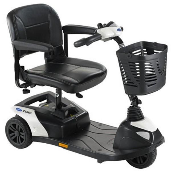 Invacare Colibri 18Ah 3R scooter eléctrico desmontable